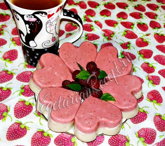 Суфле из фруктов и ягод рецепт