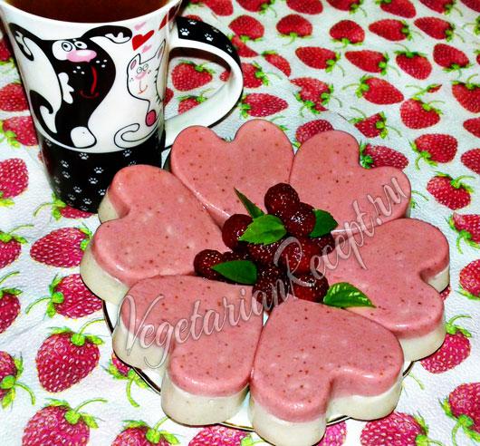 Суфле из ягод и фруктов