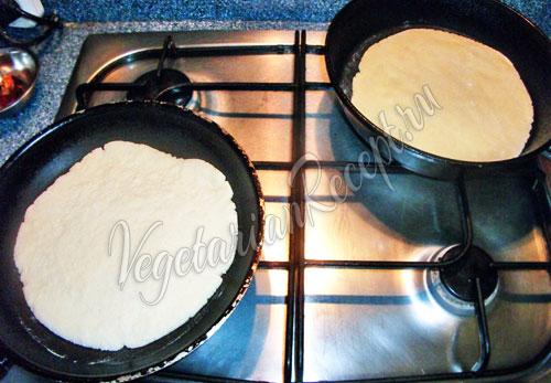Готовим торт на сковороде - шаг 11