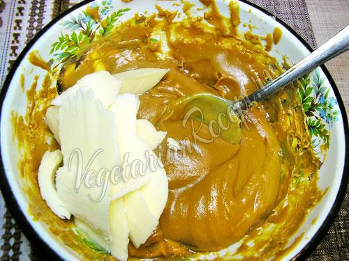 Сгущенка со сливочным маслом