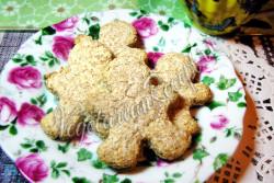 Постное коксовое печенье
