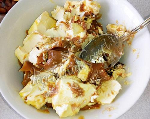 Масло со сгущенкой