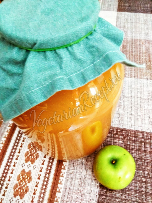 Яблочный уксус в домашних условиях - рецепт приготовления