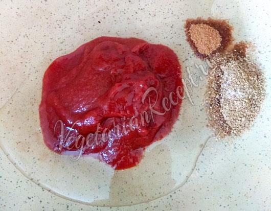 Делаем томатный соус с чили