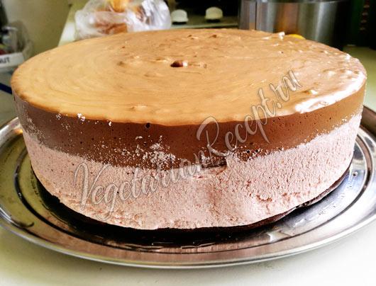 Торт Птичье молоко - лучший рецепт