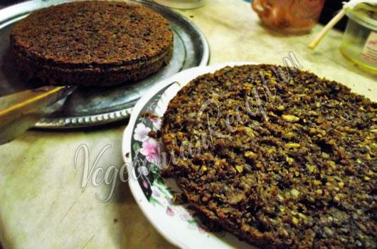Пряничные коржи для торта