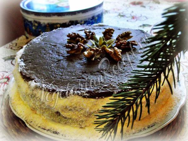 Пряничный торт