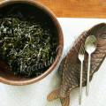 Сушеная морская капуста - как приготовить