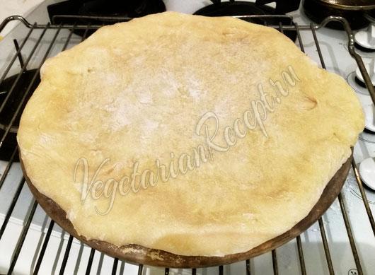 Тесто для пиццы на закваске - рецепт