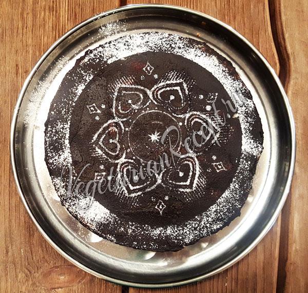 Торт с желейной прослойкой - рецепт с фото
