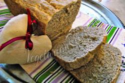 Хлеб из зеленой гречки