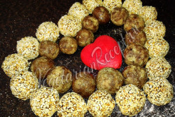 Конфеты из сухофруктов и орехов своими руками
