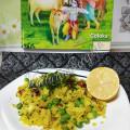 Поха - индийский завтрак