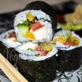Суши без рыбы