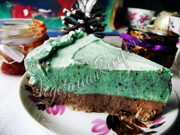 Торт-мороженое - рецепт