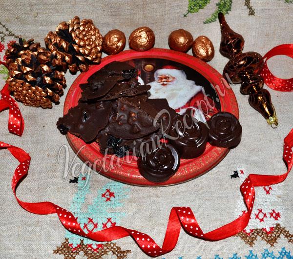 Вкусный шоколад - рецепт в домашних условиях