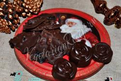 Вкусный домашний шоколад - рецепт