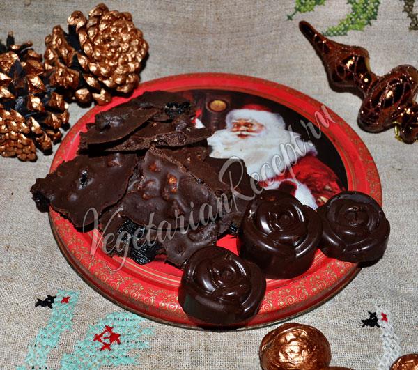 Безуглеводный шоколад своими руками 70