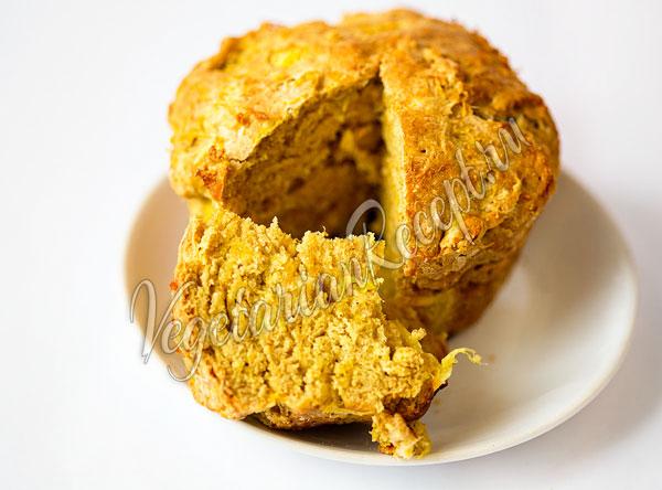 Вегетарианский кекс
