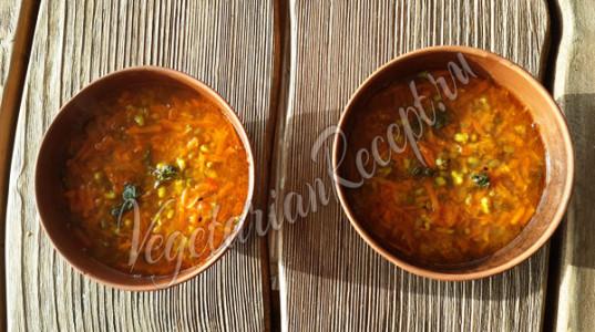 Дхал - рецепт индийского блюда