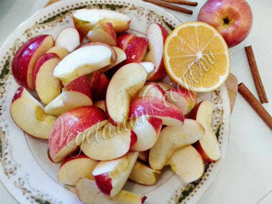 Сбрызгиваем лимоном