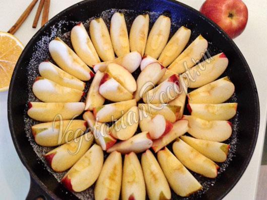 Распределяем яблоки