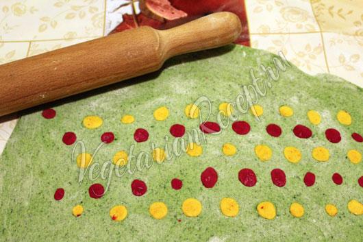 Приготовление равиоли