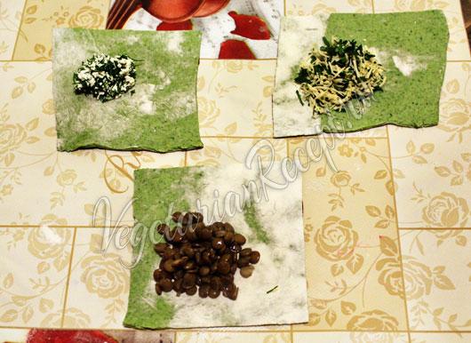 Как приготовить равиоли с начинкой