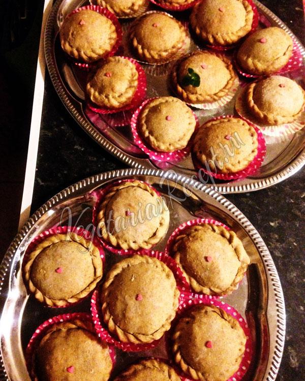 Пирожки с капустой и картошкой