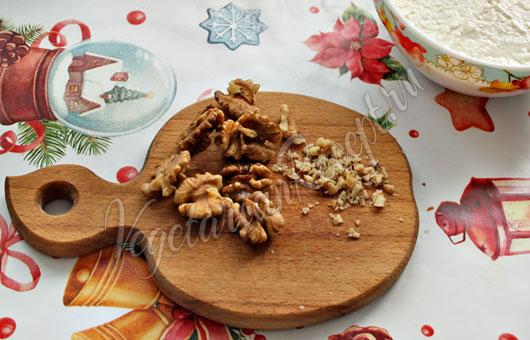 Подготовленные орехи
