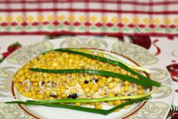 Салат Початок кукурузы