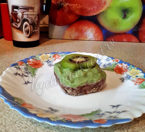 Сыроедческий рецепт капкейков