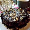 Торт без сахара и глютена