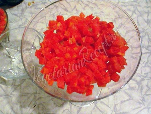 Морковный слой