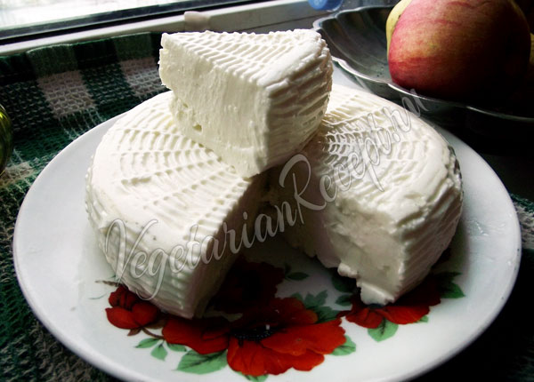 Сыр фета в домашних условиях - рецепт