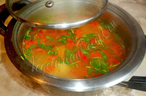 Фото - суп готов