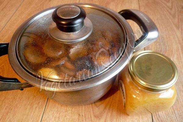Добавляем мед